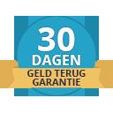 30 Dagen Geld Terug Garantie